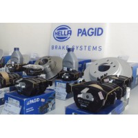 Hella Pagid Brake Systems - новые тормозные диски