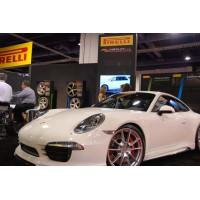 Porsche одобрила новые модели шин Pirelli