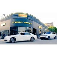 Pirelli в Лос-Анджелесе открыла шинный бутик