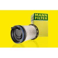 Mann представил трехступенчатые топливные фильтры