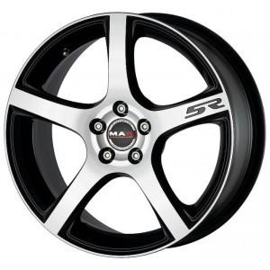 Диск колесный MAK Fever-5R 8x17/5x112 D57.1 ET50 Black mirror
