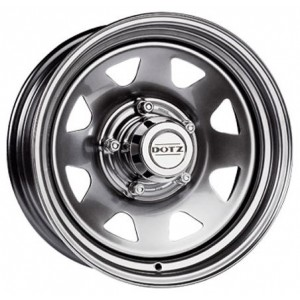 Диск колесный Dotz Dakar 6x15/5x139.7 D110