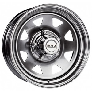 Диск колесный Dotz Dakar 7x16/6x139.7 D67 ET30