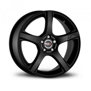 Диск 7x16 4x108 ET25 D65.1 MAK Fever-5R Matt Black