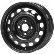 15x6.0   4x100   ET48   d54.1   Kia Rio/Hyundai   black   Кременчугский колёсный завод