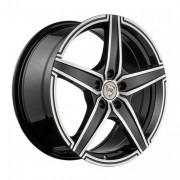 16x6.5   5x114.3   ET40   d66.1   F-1   BKF   NZ Wheels