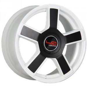 Диск 7x16 4x108 ET32 D65.1 LegeArtis Concept Concept-PG532 White + Black inserts
