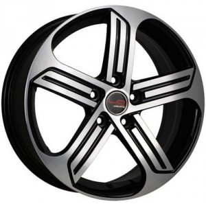 Диск 6.5x16 5x112 ET33 D57.1 LegeArtis Concept Concept-VW530 BKF