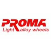 Диск колесный PROMA 7.5*18 5*1114.3 ET38 литой