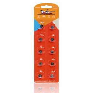 Батарейка AG4/LR626 щелочная 10 шт. (AG4-10) AIRLINE