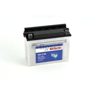 Аккумулятор BOSCH M4F 20 Ач Обратная пол(ДхШхВ: 206x91x170)