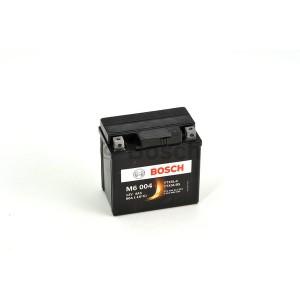 Аккумулятор BOSCH M6 AGM 4 Ач Обратная пол
