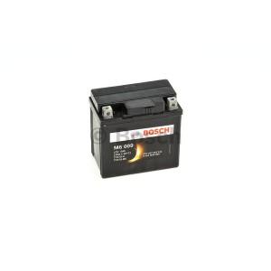 Аккумулятор BOSCH M6 AGM 5 Ач Обратная пол