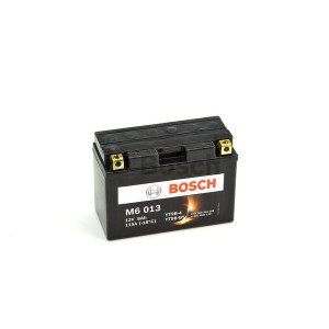 Аккумулятор BOSCH M6 AGM 8 Ач Прямая пол(Пусковой ток: 115 А)