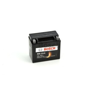 Аккумулятор BOSCH M6 AGM 10 Ач Прямая пол
