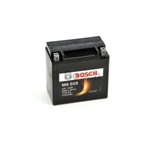 Аккумулятор BOSCH M6 AGM 12 Ач Прямая пол(Пусковой ток: 200 А)