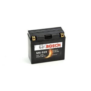 Аккумулятор BOSCH M6 AGM 12 Ач Прямая пол(Пусковой ток: 215 А)
