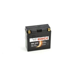 Аккумулятор BOSCH M6 AGM 12 Ач Прямая пол(Пусковой ток: 190 А)