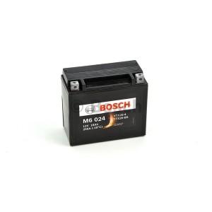 Аккумулятор BOSCH M6 AGM 18 Ач Прямая пол