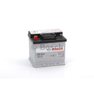 Аккумулятор Bosch S3 45 Ач Прямая пол(Пусковой ток: 400 А)