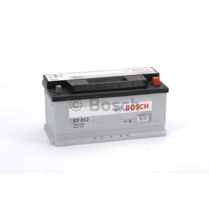 Аккумулятор Bosch S3 88 Ач Обратная пол