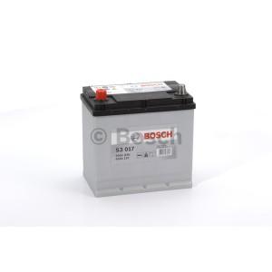 Аккумулятор Bosch S3 45 Ач Прямая пол(Пусковой ток: 300 А)
