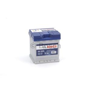 Аккумулятор Bosch S4 Silver 44 Ач Обратная пол(Длина 175, высота 190)
