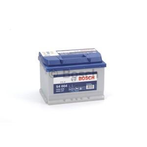 Аккумулятор Bosch S4 Silver 60 Ач Обратная пол(ДхШхВ: 242x175x175)