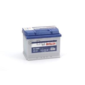 Аккумулятор Bosch S4 Silver 60 Ач Обратная пол(ДхШхВ: 242x175x190)