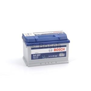 Аккумулятор Bosch S4 Silver 72 Ач Обратная пол
