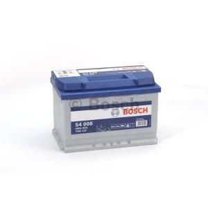 Аккумулятор Bosch S4 Silver 74 Ач Обратная пол