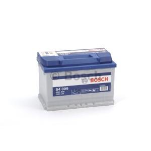 Аккумулятор Bosch S4 Silver 74 Ач Прямая пол