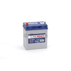 Аккумулятор Bosch S4 Silver 40 Ач Прямая пол