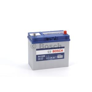 Аккумулятор Bosch S4 Silver 45 Ач Обратная пол(тип клемм: тонкие)