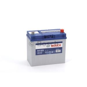 Аккумулятор Bosch S4 Silver 45 Ач Обратная пол(тип клемм: стандартные)