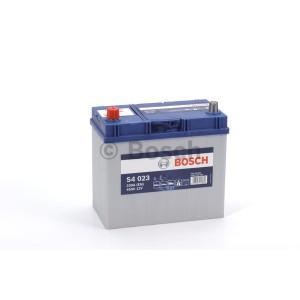 Аккумулятор Bosch S4 Silver 45 Ач Прямая пол(тип клемм: стандартные)