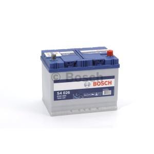Аккумулятор Bosch S4 Silver 70 Ач Обратная пол