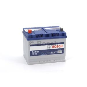 Аккумулятор Bosch S4 Silver 70 Ач Прямая пол