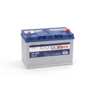 Аккумулятор Bosch S4 Silver 95 Ач Обратная пол(ДхШхВ: 306x173x225)