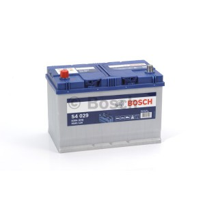 Аккумулятор Bosch S4 Silver 95 Ач Прямая пол