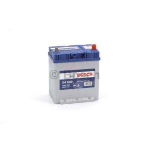Аккумулятор Bosch S4 Silver 40 Ач Обратная пол(Ширина: 127)