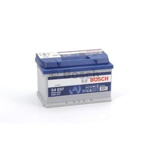 Аккумулятор BOSCH S4E EFB 65 Ач Обратная пол