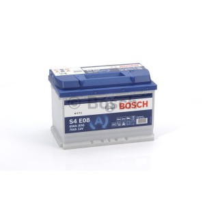 Аккумулятор BOSCH S4E EFB 70 Ач Обратная пол