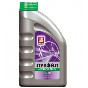 Антифриз-готовый ЛУКОЙЛ G11 Green, 1л