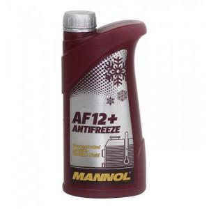 Антифриз-концентрат MANNOL Longlife Antifreeze AF12+, 1л