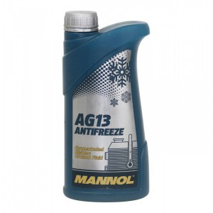 Антифриз-концентрат MANNOL Hightec Antifreeze AG13, 1л