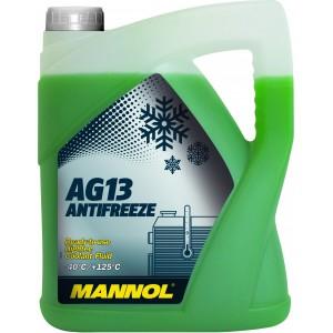 Антифриз-готовый MANNOL Hightec Antifreeze AG13, 5л