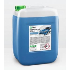 """Средство для бесконтактной мойки GRASS &""""Active Foam Sever&"""" (канистра 20 кг)"""