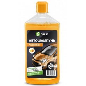 "Автошампунь GRASS &""Universal&"" с ароматом апельсина (флакон 500 мл)"