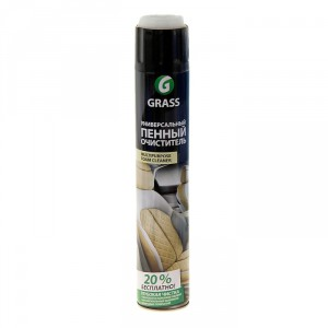 Очиститель салона GRASS «Multipurpose Foam Cleaner» (аэрозоль 750 мл)